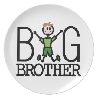Big Brother Plate