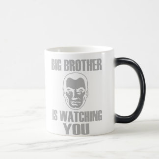 Big Brother Portrait Mug