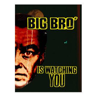 Big Brother... Postcard