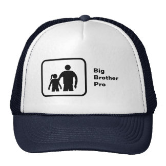 Big Brother Pro (with younger sister) Trucker Hat