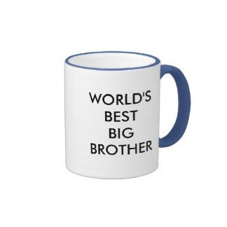 Big Brother Ringer Coffee Mug