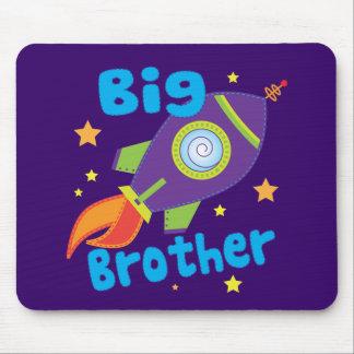 Big Brother Rocket Ship Sibling Sets Mouse Pad