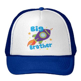 Big Brother Rocket Ship Sibling Sets Trucker Hat