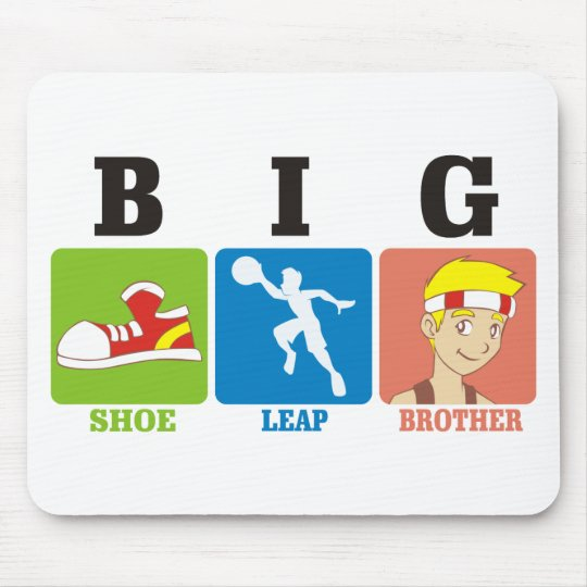 Big Brother Shirt & More! Mouse Pad
