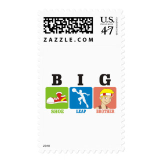 Big Brother Shirt & More! Stamp