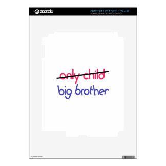 Big Brother Skin For iPad 3