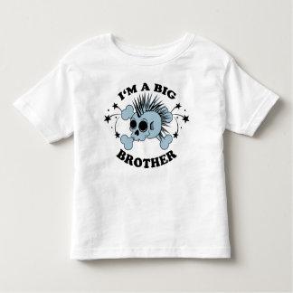 Big Brother Skull Toddler T-shirt