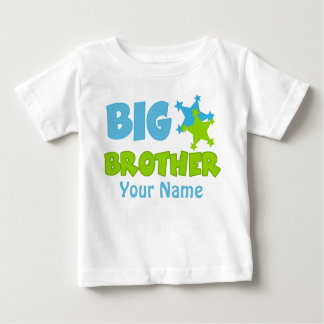 Big Brother Star Personalized T Shirt