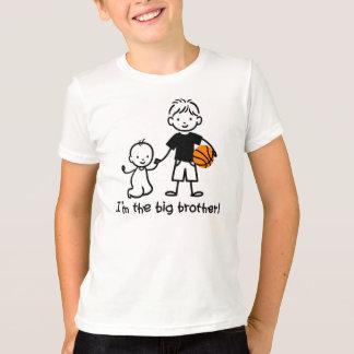 Big Brother - Stick Figures t-shirts