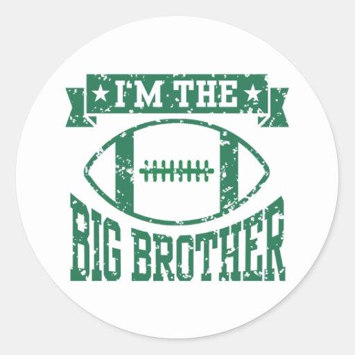 Big Brother Sticker