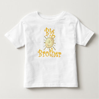 Big Brother Sunshine Smile Toddler T-shirt