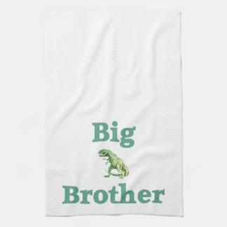 Big Brother T-Rex Dinosaur Kitchen Towels