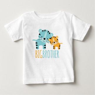 Big Brother Tiger Baby T-Shirt