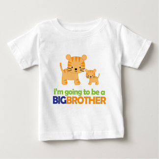 Big Brother Tiger T-shirt Pregnancy Announcement