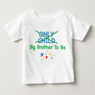 Big Brother to be Baby T-Shirt
