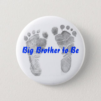 Big Brother to Be Button