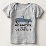Big Brother to Be Pregnancy Announcement Shirt
