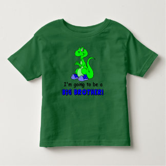Big Brother-to-Be Toddler T-shirt