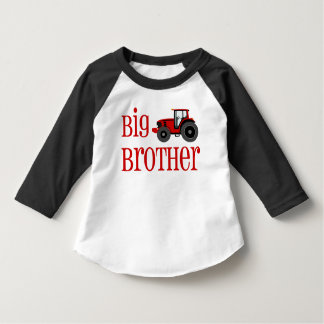 Big Brother Tractor T Shirt