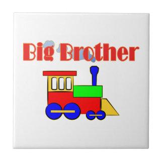 Big Brother Train Engine Tile