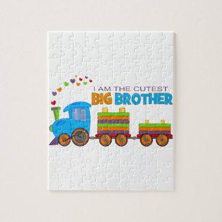 Big Brother -Train Jigsaw Puzzle