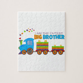 Big Brother -Train Puzzle