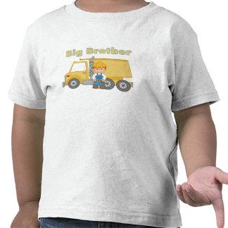 Big Brother Truck Driver Shirts