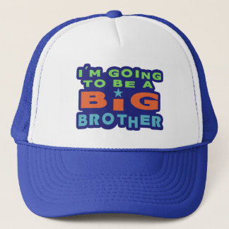 Big Brother Trucker Hat