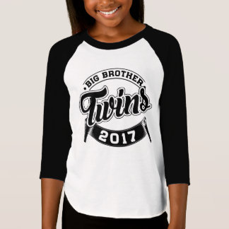 Big Brother Twins 2017 T-Shirt