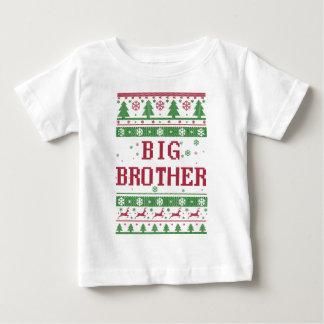 Big Brother Ugly Christmas Baby T-Shirt