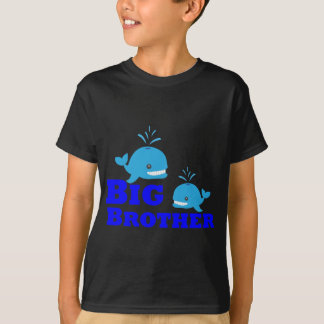 Big Brother Whale T-Shirt