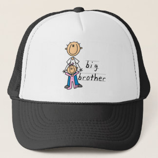 Big Brother with Baby Sister Tshirts and Gifts Trucker Hat