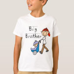 Big Brother With Little Brother T-Shirt