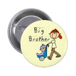 Big Brother with Little Brother Tshirts and Gifts Buttons