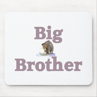 Big Brother Wooly Mammoth Mouse Pad
