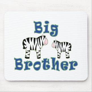 Big Brother Zebra Mouse Pad