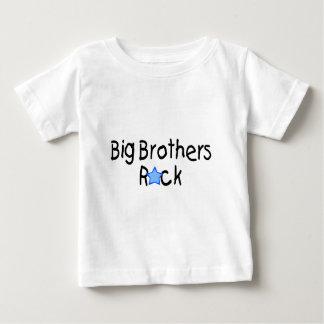 Big Brothers Rock Baby T-Shirt