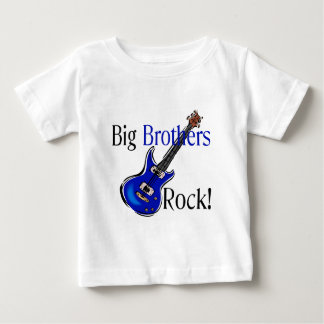 Big Brothers ROCK! Baby T-Shirt