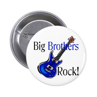 Big Brothers ROCK! Button