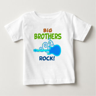 Big Brothers Rock (guitar) Tees