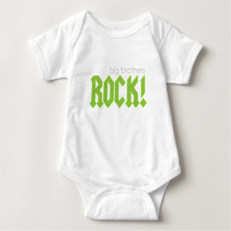 Big Brothers Rock! Tee Shirt