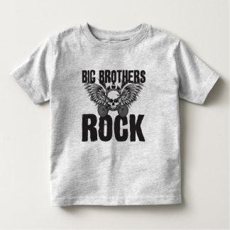Big Brothers Rock Toddler T-shirt