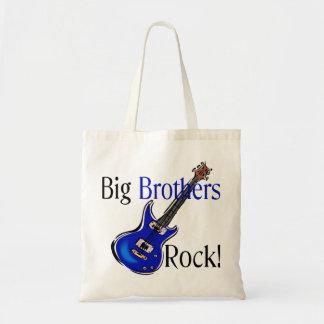 Big Brothers ROCK! Tote Bag