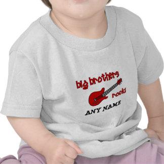 Big Brothers Rock! with guitar Shirt
