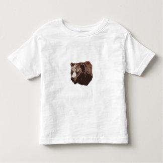 Big Brown Bear K.I.D.S. clothes Apparel Toddler T-shirt