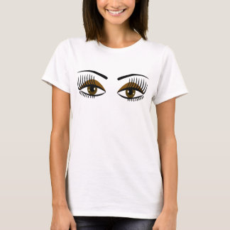Big Brown Eyes T-Shirt