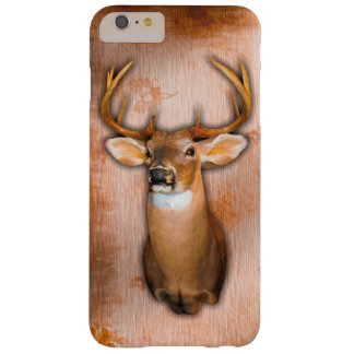 Big Buck Barely There iPhone 6 Plus Case