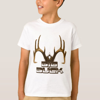 Big Buck Cowboy T-Shirt