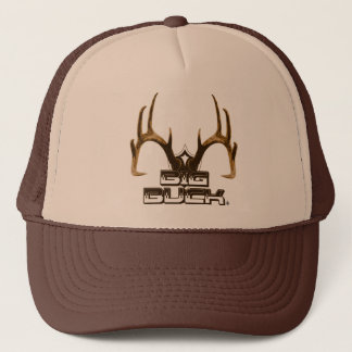 Big Buck Cowboy Trucker Hat