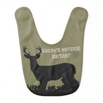 Big Buck Daddy's Hunting Partner Bib